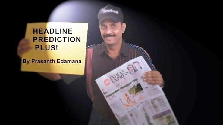 Headline Prediction Plus by Prasanth Edamana video DOWNLOAD