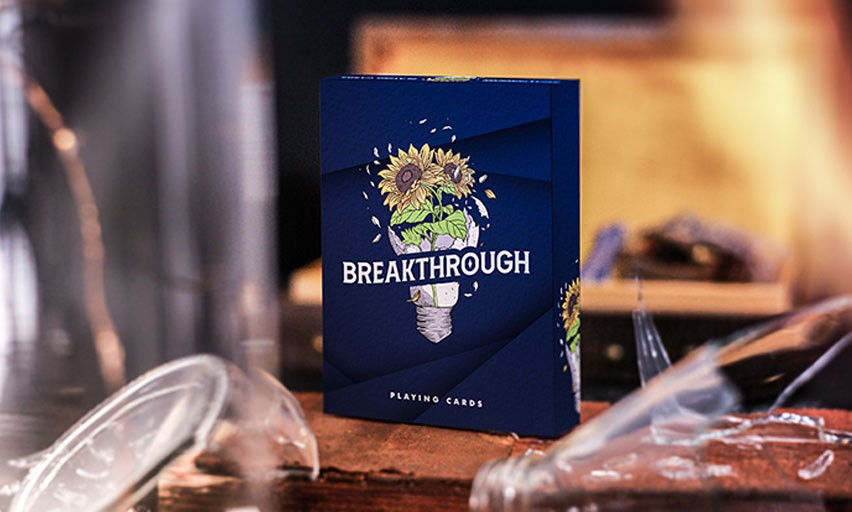 Breakthrough Playing Cards