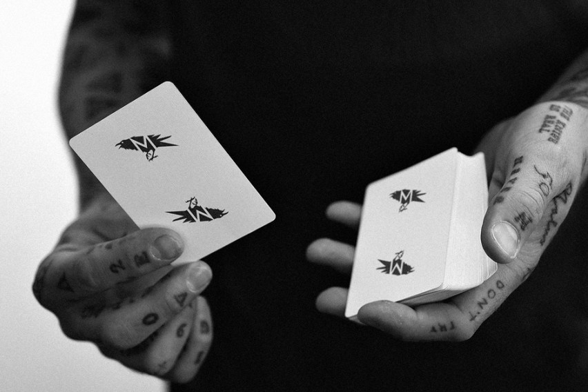 Charlie Madison Playing Cards