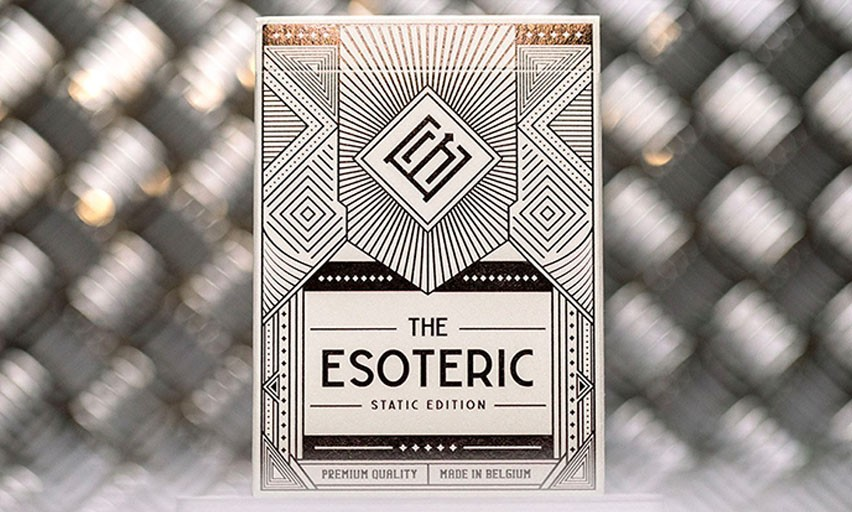 Esoteric Playing Cards