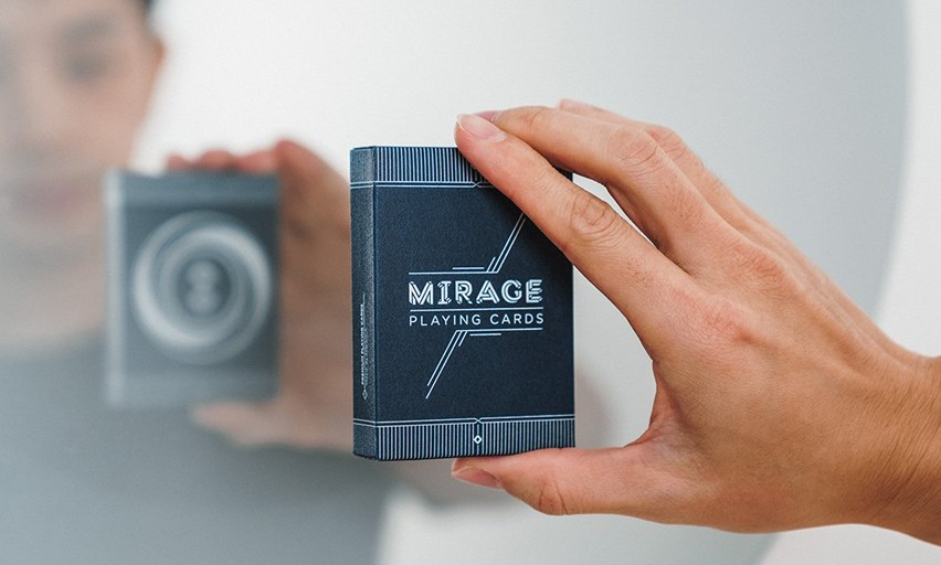 Mirage V4 Playing Cards