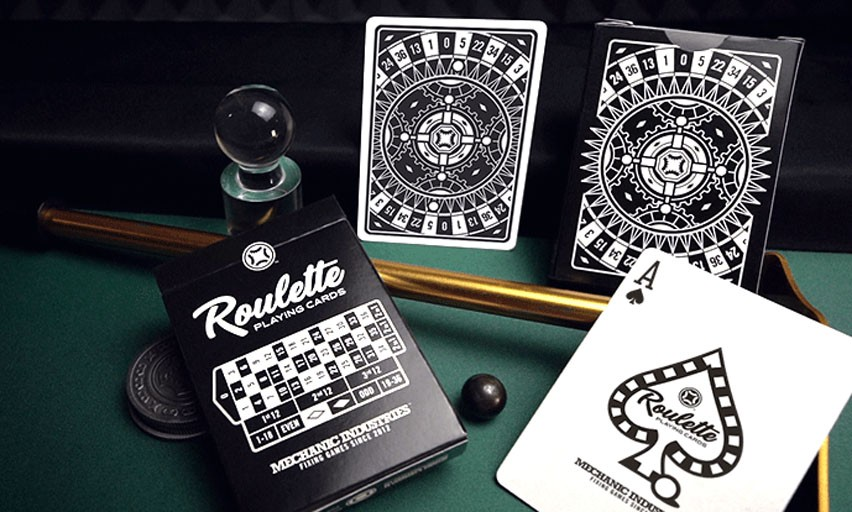 Roulette Playing Cards