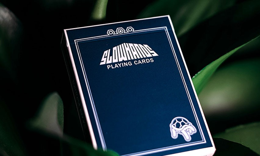 Slowhands V2 Playing Cards